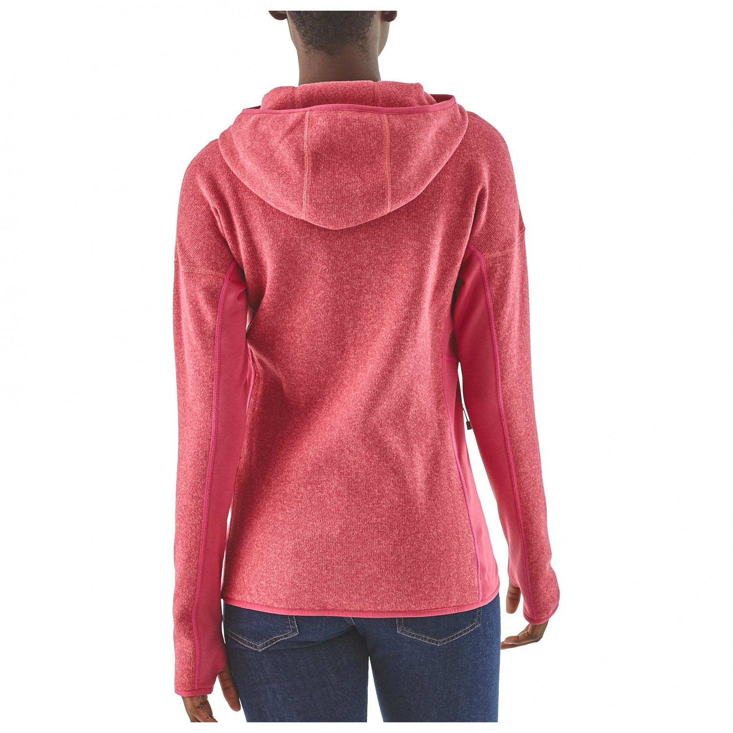 6af90eccea7 ... Patagonia - Women s Performance Better Sweater Hoody - Veste polaire ...