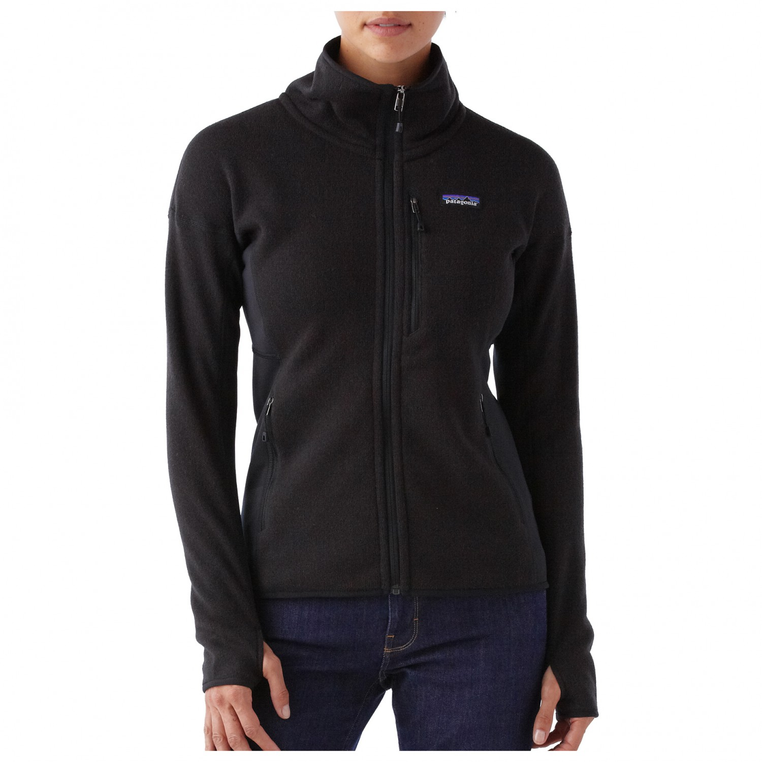 38fbc3251b5 ... Patagonia - Women s Performance Better Sweater Jacket - Veste polaire  ...