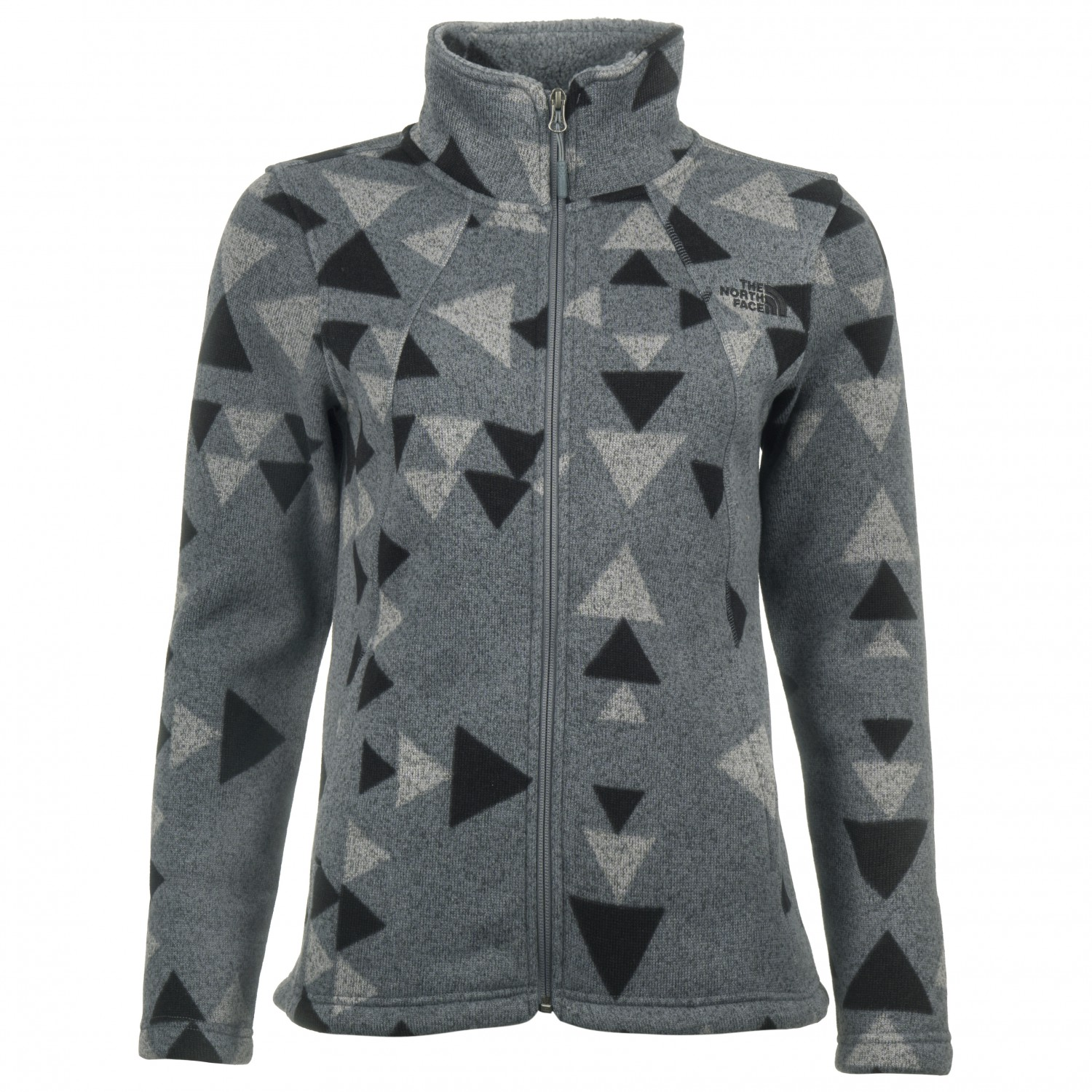 Forro Crescent Face Zip Full The North Mujer Polar Envío ZznUqw
