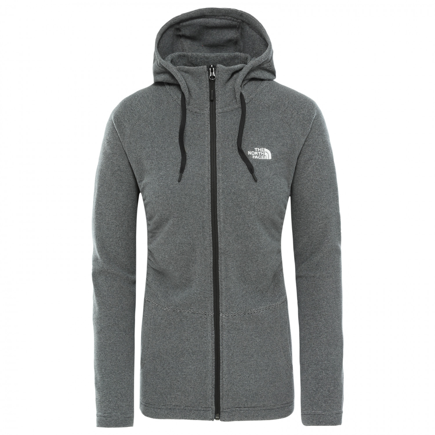 the north face tnf fleece jacke hoodie