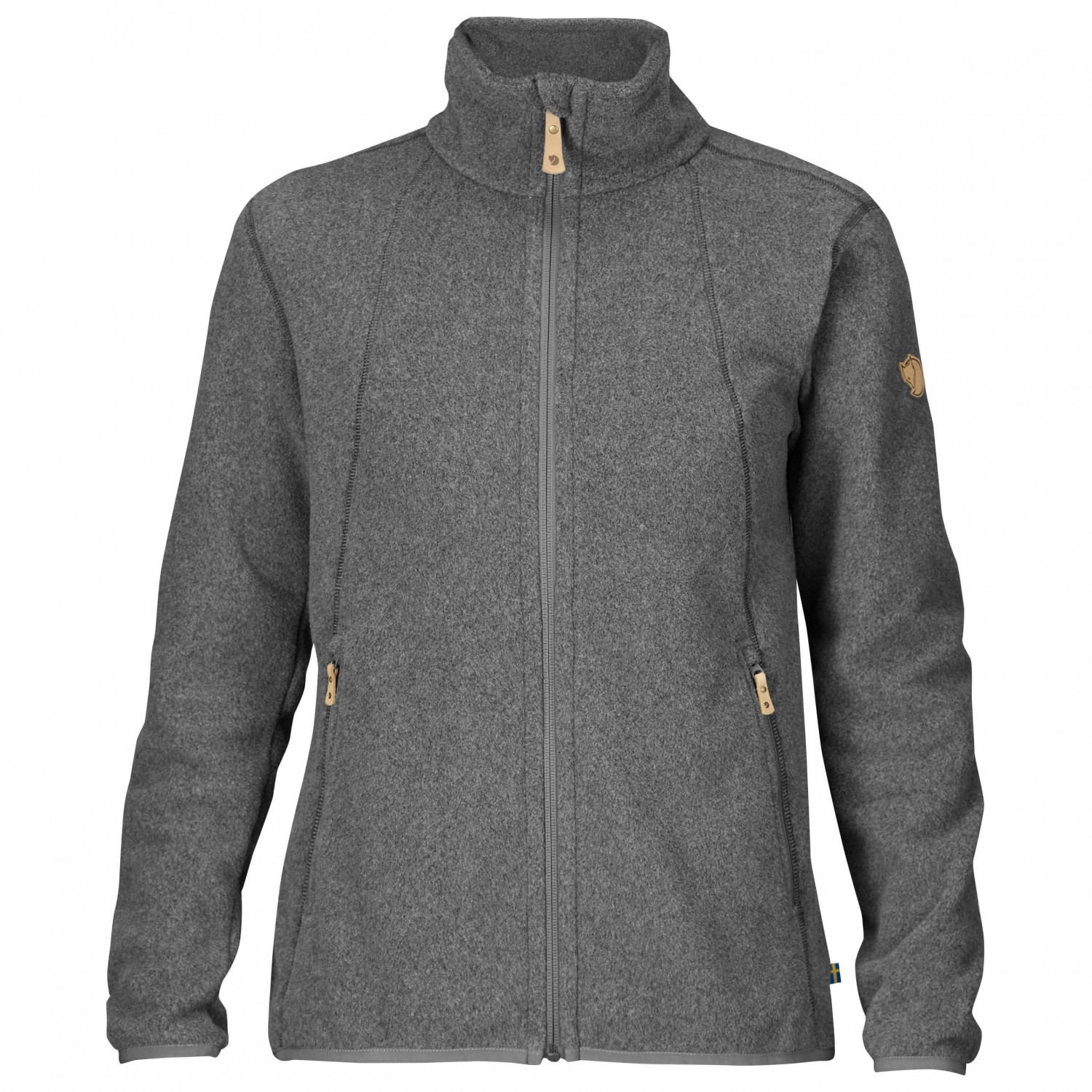 fjall räven damen fleece jacke