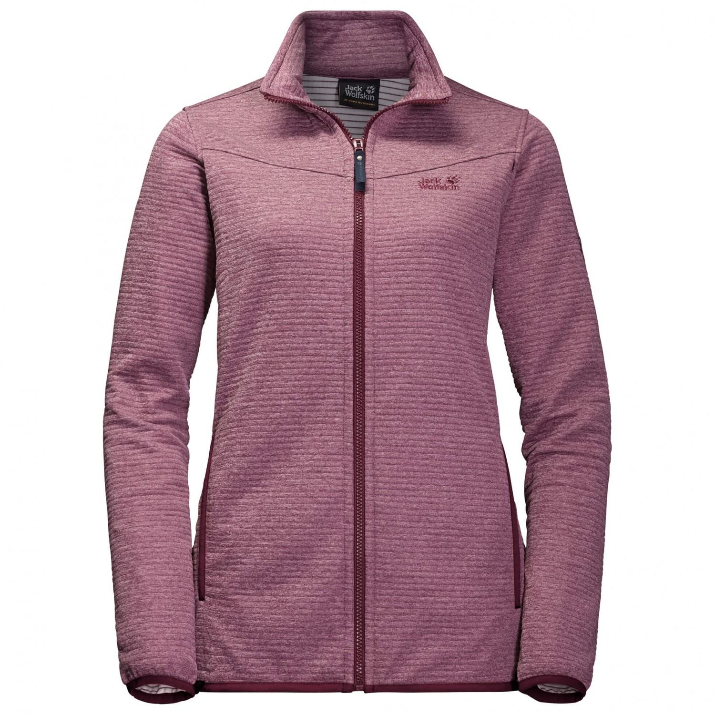 Jack Wolfskin Tongari Jacket Fleece Jacket Women S Buy