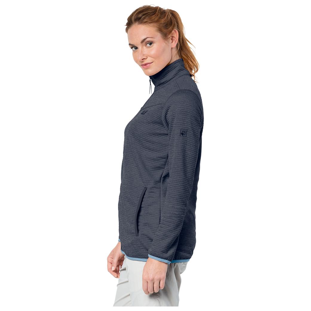 Jack Wolfskin Tongari Jacket Fleecejakke Dame køb online