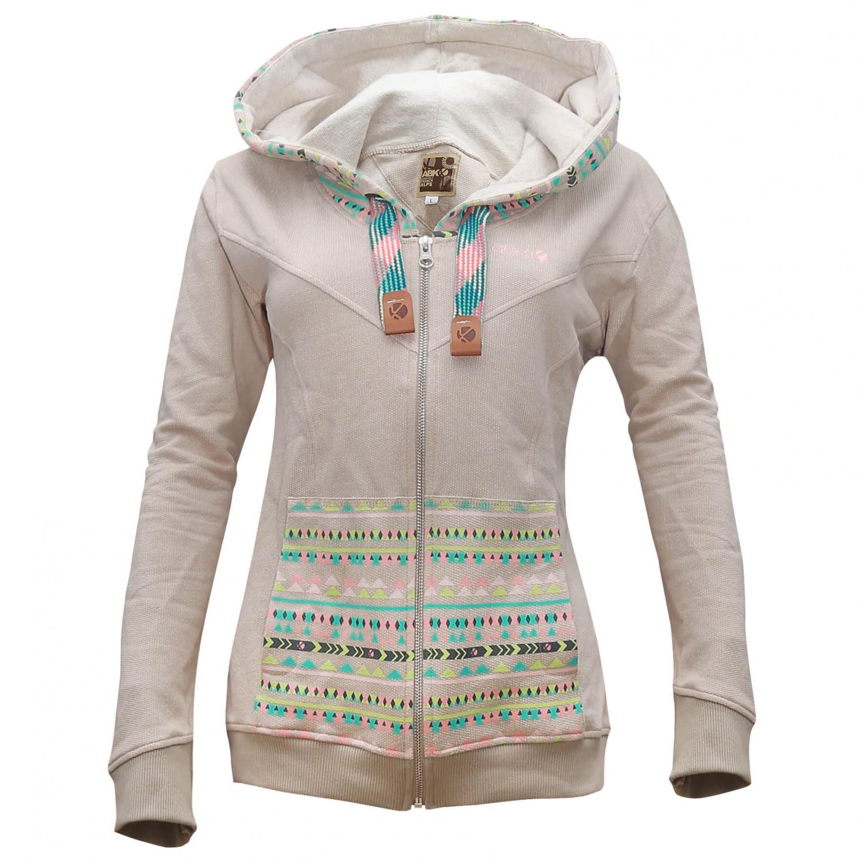 1e31308885cf65 ABK Taipei Sweat - Kapuzenjacke - Hoodie Damen online kaufen ...