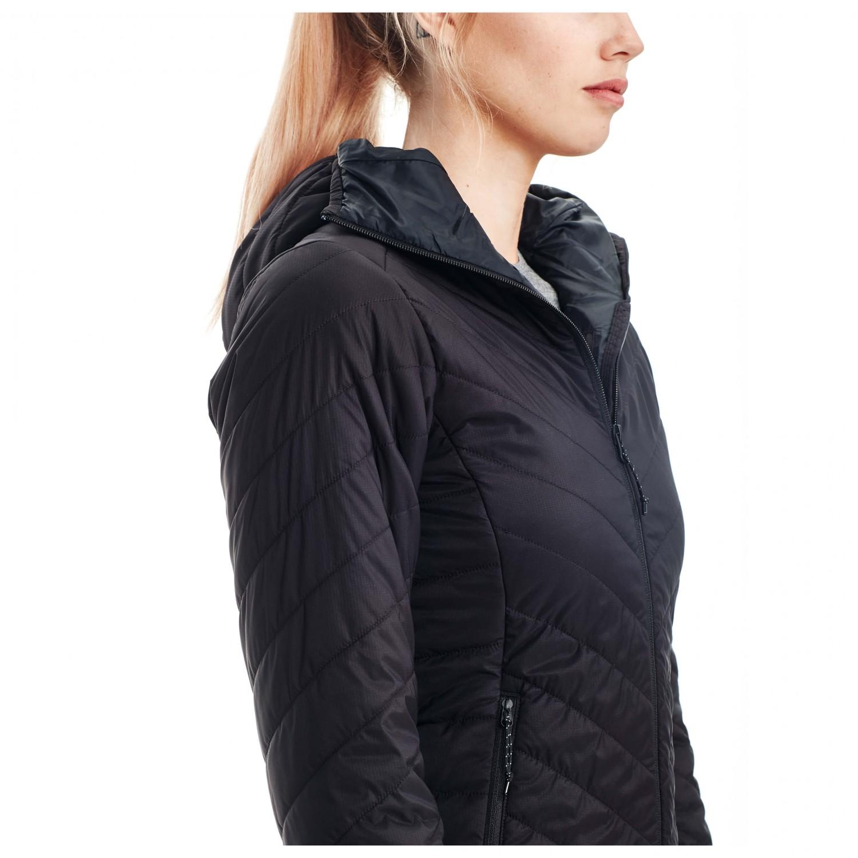 527ed1a2f1 Icebreaker Hyperia Hooded Jacket - Wool jacket Women's | Buy online ...