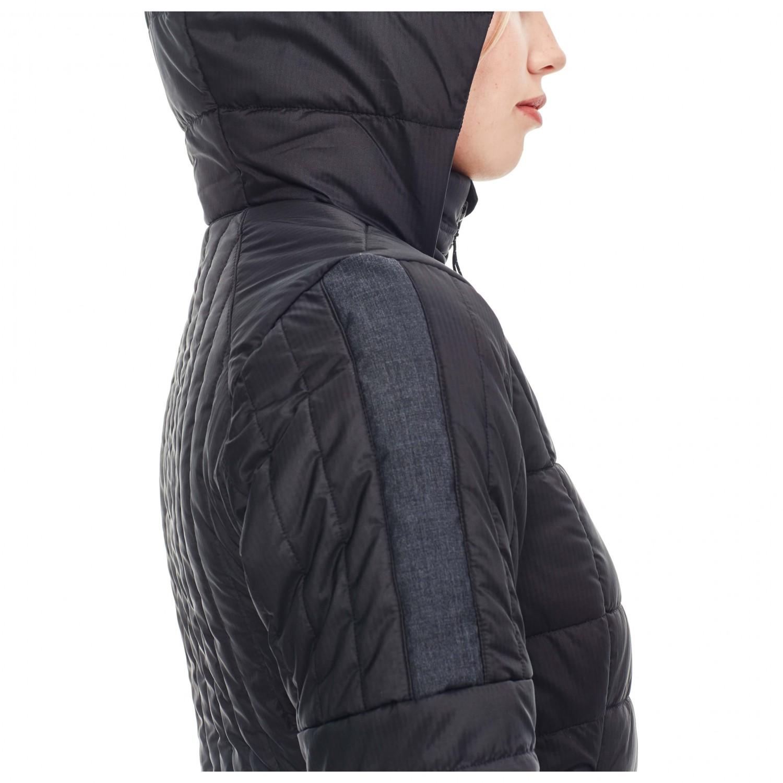 Icebreaker Women's Stratus X Hooded Jacket Wolljacke