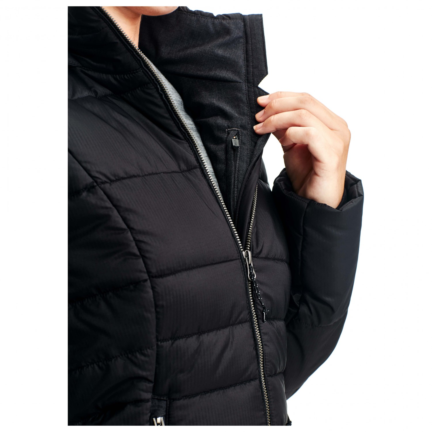 50583c9ec8 ... Icebreaker - Women's Stratus X Hooded Jacket - Wool jacket ...