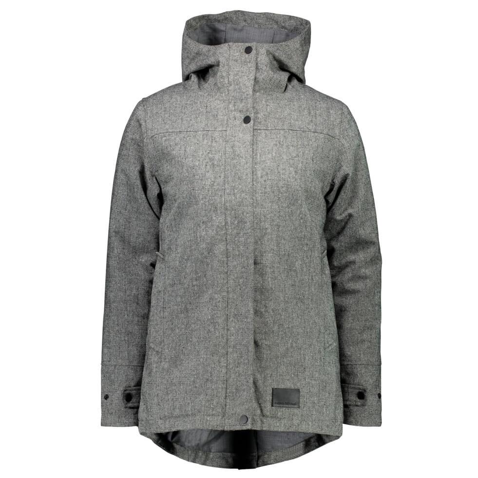 Mons Royale A25 Parka Wolljacke Damen online kaufen