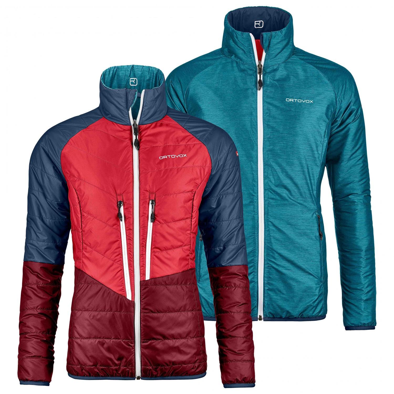 Ortovox Women's Swisswool Piz Bial Jacket Uldjakke