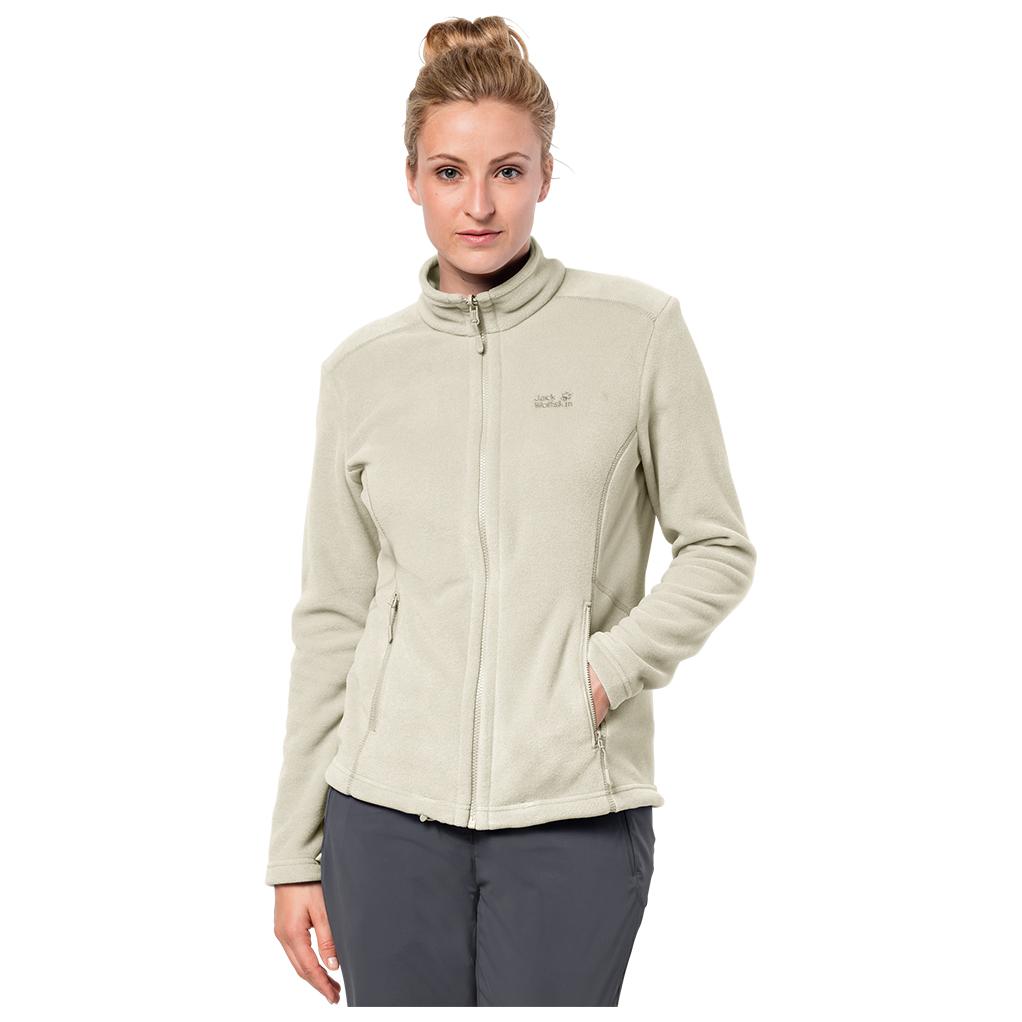 8adbcf89d2b208 Jack Wolfskin Moonrise Jacket - Fleecejacke Damen online kaufen ...