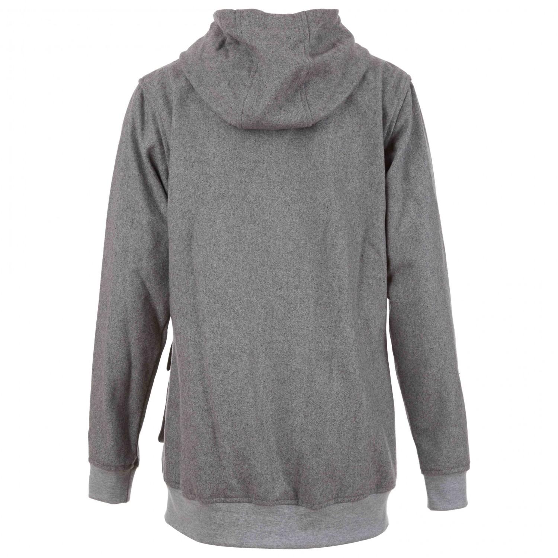 pally 39 hi trespassita hoodie jacket wolljacke damen online kaufen. Black Bedroom Furniture Sets. Home Design Ideas