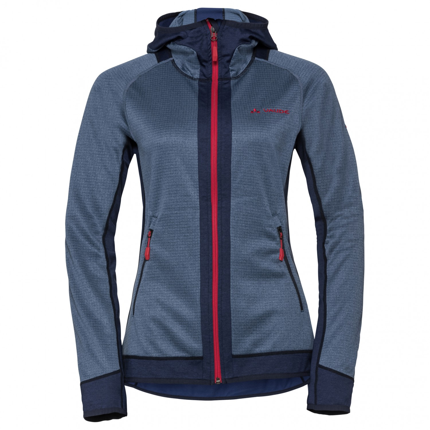 VAUDE Damen Jacke Womens Back Bowl Fleece Jacket II