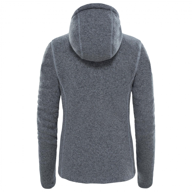 e863c0bad0543a The North Face Crescent Hoodie Pullover - Fleece Jumper Women's   Buy  online   Alpinetrek.co.uk