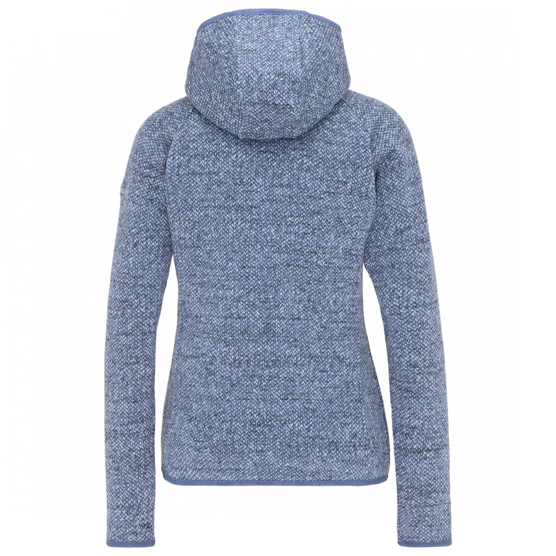 columbia chillin fleece jacke damen bluebell