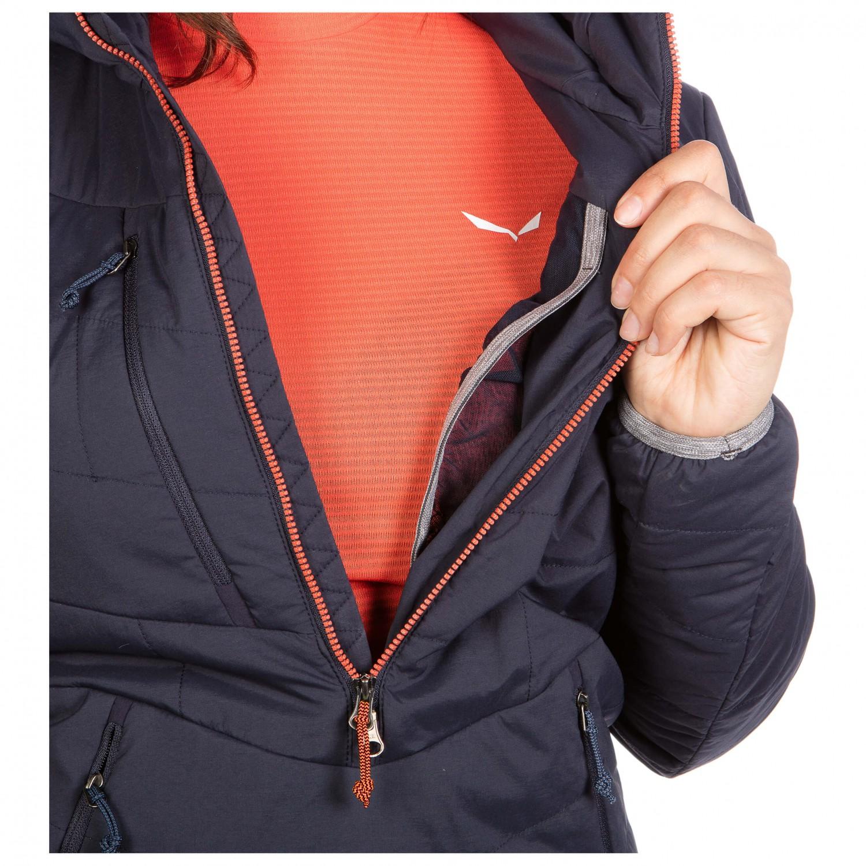 the latest 95e1d 0051a Salewa - Women's Puez TW CLT HZ Jkt - Wool jacket
