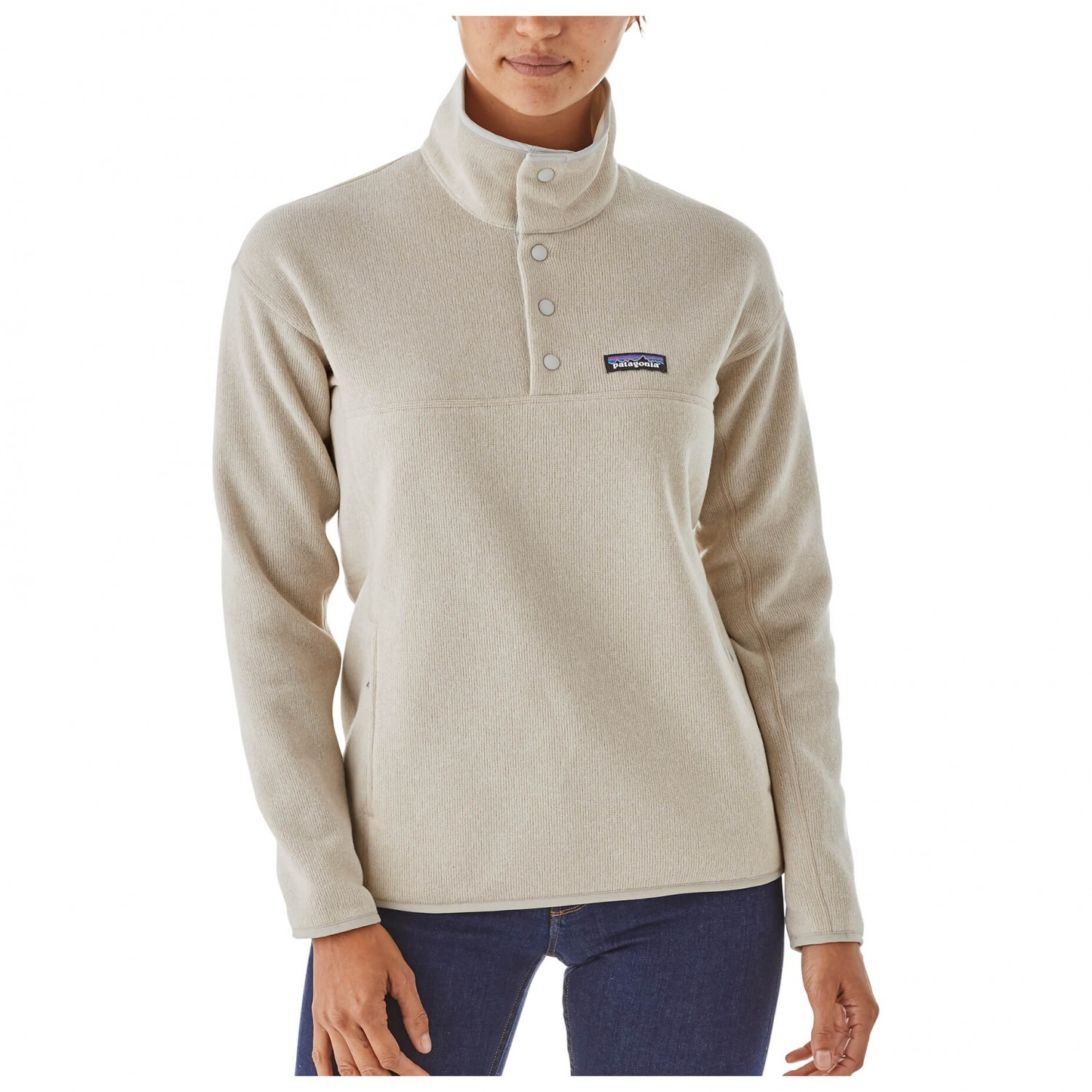 official photos be969 18fe8 Patagonia - Women's LW Better Sweater Marsupial Pullover - Fleece jumper