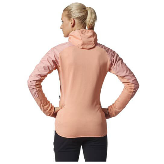Adidas Terrex Skyclimb Fleece Jacket Fleecejakke Dame kjøp