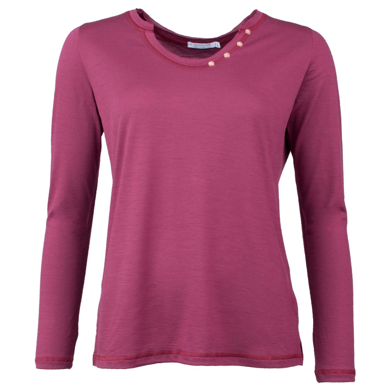 We Norwegians Base One Henley Merino sweatere Dame køb