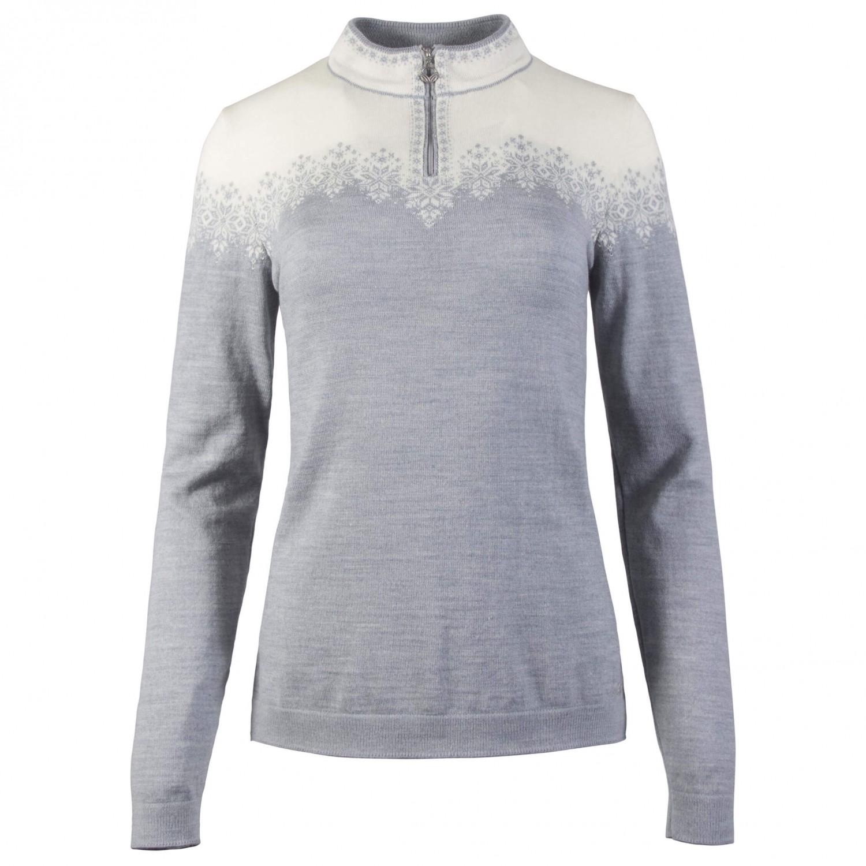 Merino Trui Dames.Dale Of Norway Snefrid Sweater Merino Trui Dames Gratis
