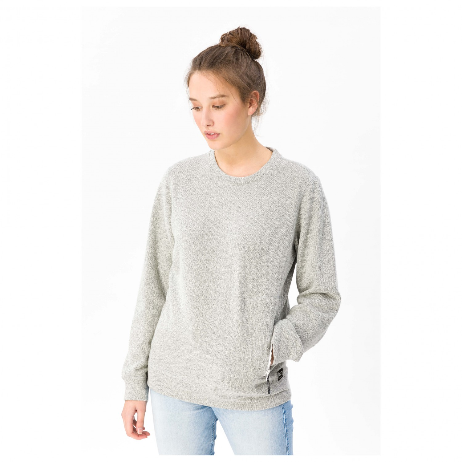 Super.natural Vacation Knit Crew Merinotrui Dames online