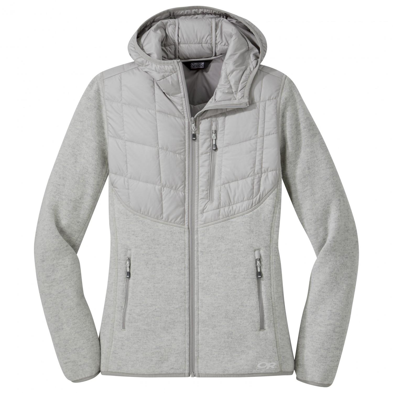 bd77969ab Outdoor Research Vashon Hybrid Full-Zip - Fleece Jacket Women's ...