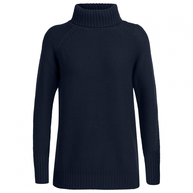 Trui Sweater.Icebreaker Waypoint Roll Neck Sweater Merino Trui Dames Online