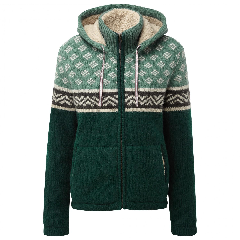 Sherpa - Women s Kirtipur Sweater - Chaqueta de lana c32b645a38c3