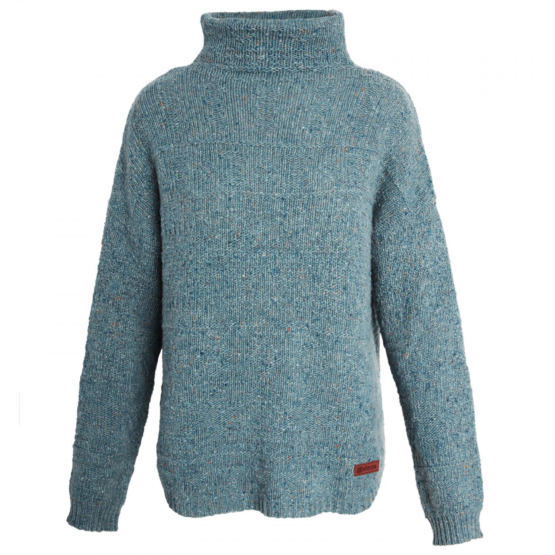 Merino Wol Trui Dames.Sherpa Yuden Pullover Sweater Merino Trui Dames Gratis