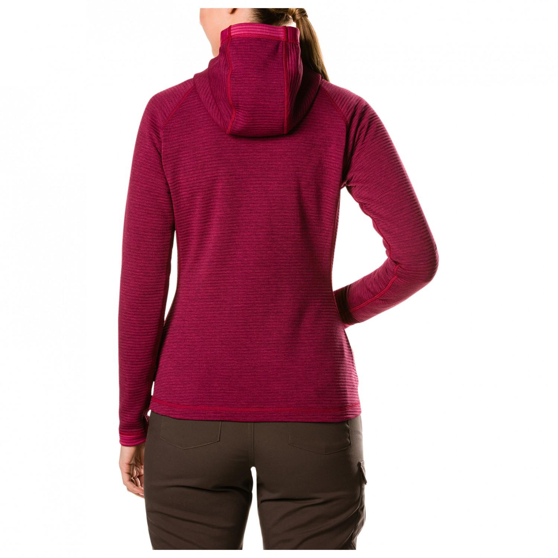 berghaus Damen Redonda Hooded Fleece Jacke