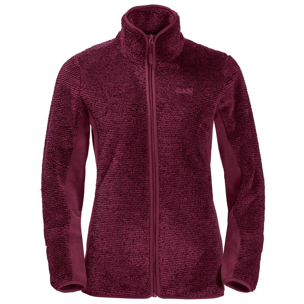 newest ae68e 5c0fa Jack Wolfskin Pine Leaf Jacket - Fleece Jacket Women's | Buy ...