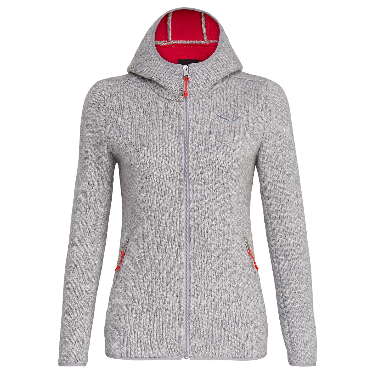 6ec6226b6052 Salewa - Women s Woolen 2L Hoody - Wool jacket