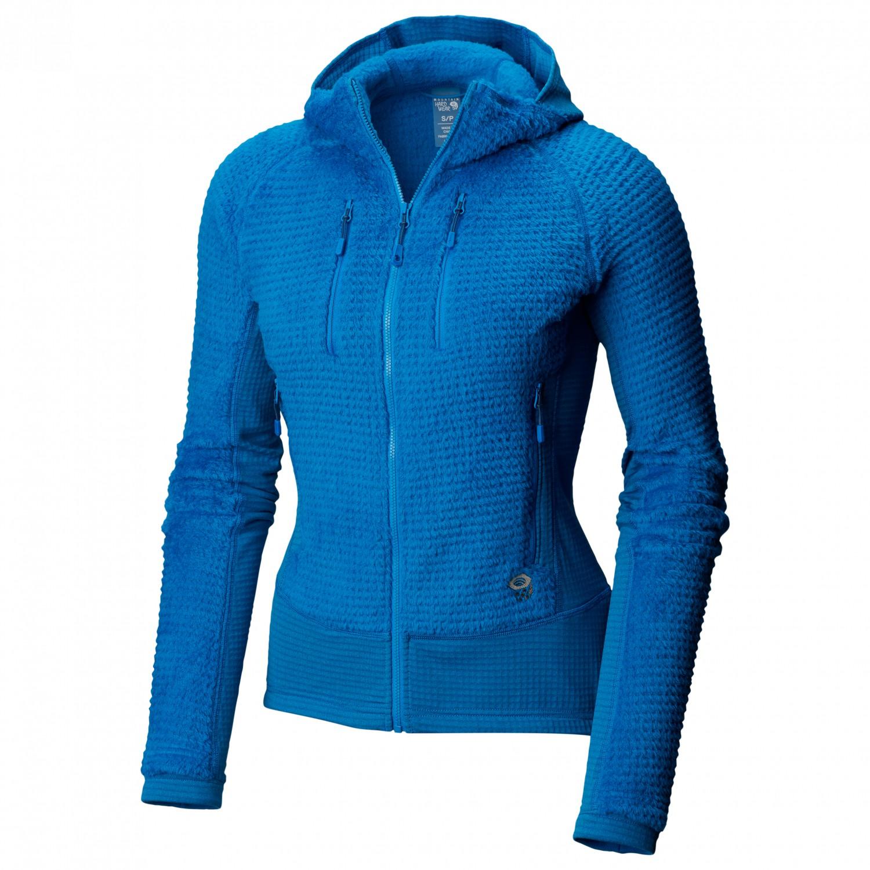 ab1121bc5f12 Mountain Hardwear - Women s Monkey Woman Grid Hooded Jacket ...