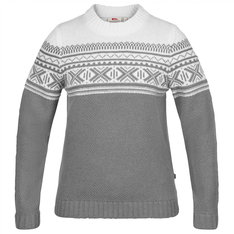 Merino Trui Dames.Fjallraven Ovik Scandinavian Sweater Merino Trui Dames Gratis