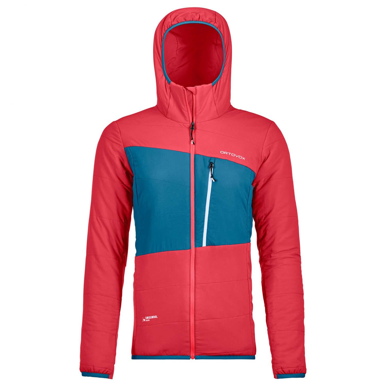 Zebru Livraison Femme Swisswool Ortovox Jacket Veste en laine OfBPwxZ
