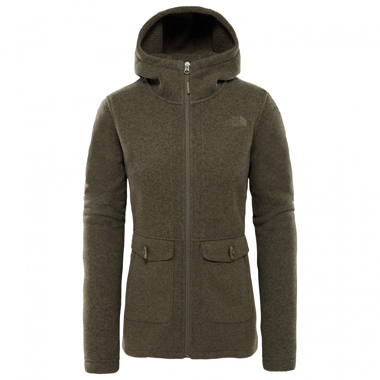 cd48b511b The North Face Crescent Parka - Fleece jacket Women's | Buy online ...