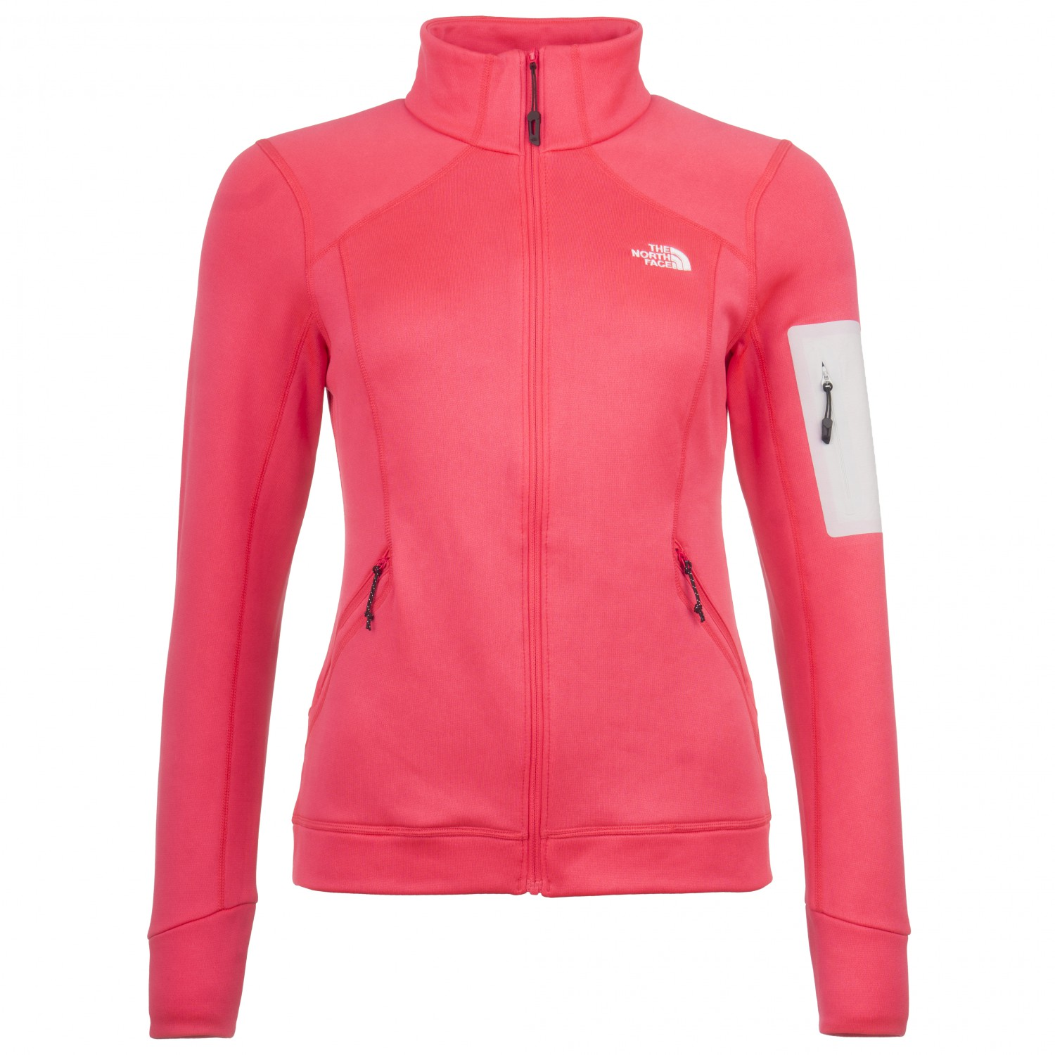 cca5cdbf5 The North Face - Women's Impendor Powerdry Jacket - Atomic Pink Dark  Heather | XS