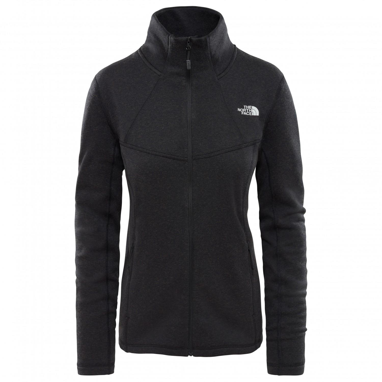 Gratis North Inlux Fz Wollen Jacket Jack Face Dames Wool The 7q64Ow4