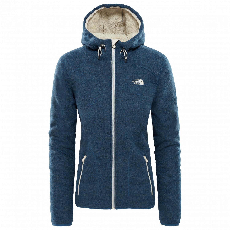 north face damen hoodie jacke
