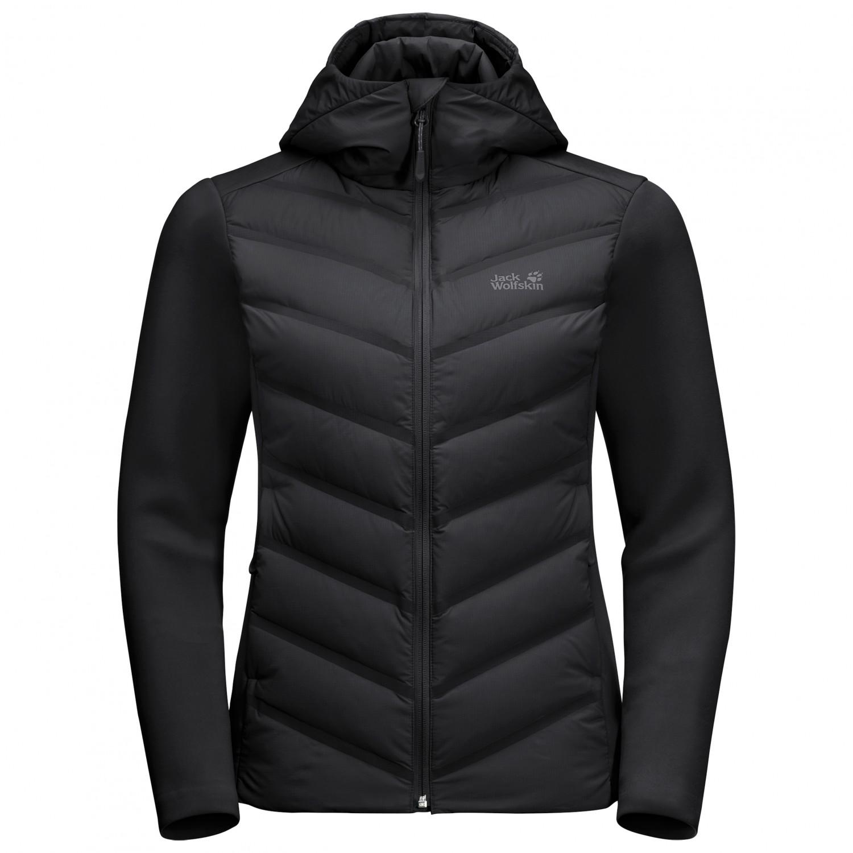 sneakers for cheap a7b1d 79c18 Jack Wolfskin - Women's Tasman Jacket - Daunenjacke - Black | XS