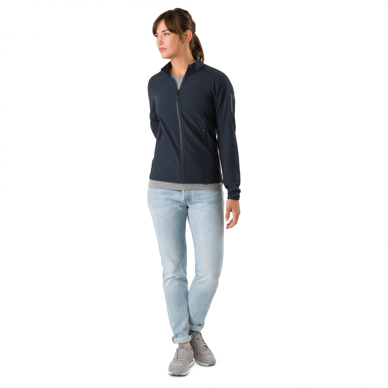 Arc Teryx Delta Lt Jacket Fleece Jacket Women S Free