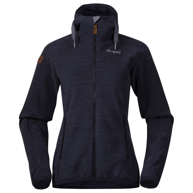 Bergans Hareid Fleece Jacket   Fleecejacke Damen ...