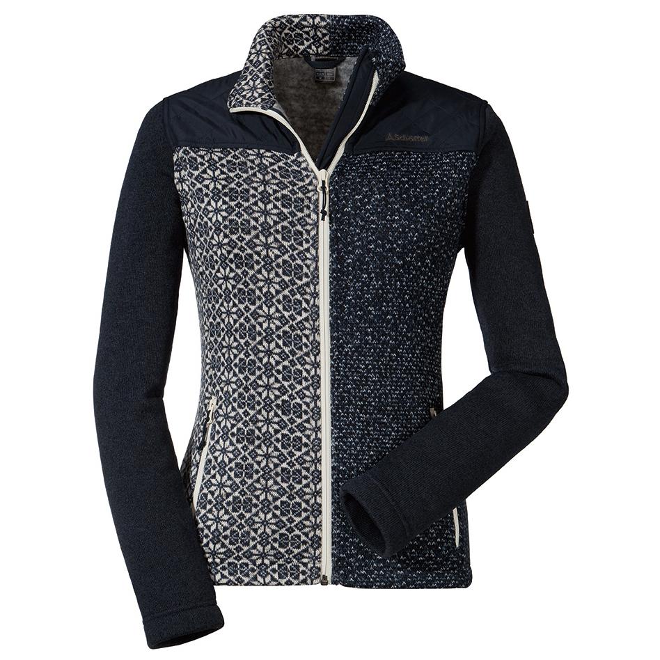 Schöffel Women's Fleece Jacket Tscherms 3 Fleecejacke Samba | 34 (EU)