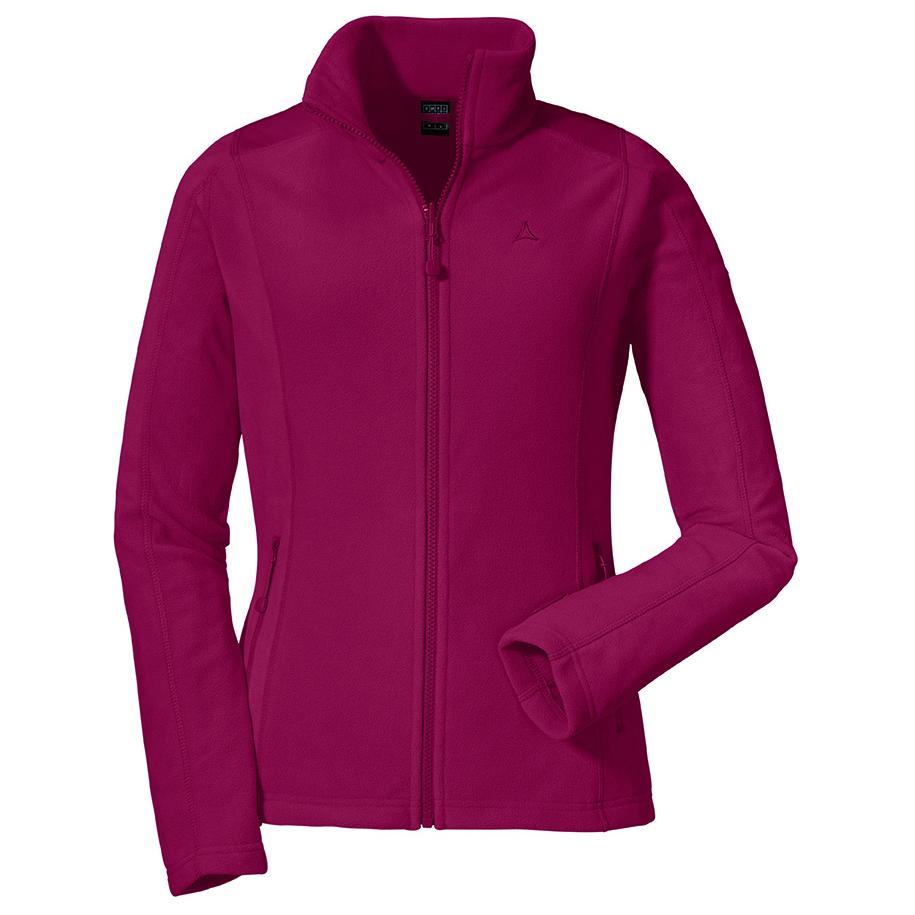 new collection purchase cheap buying new Schöffel - Women's Zipin! Fleece Alyeska 1 - Fleecejacke - Beet Red | 34  (EU)