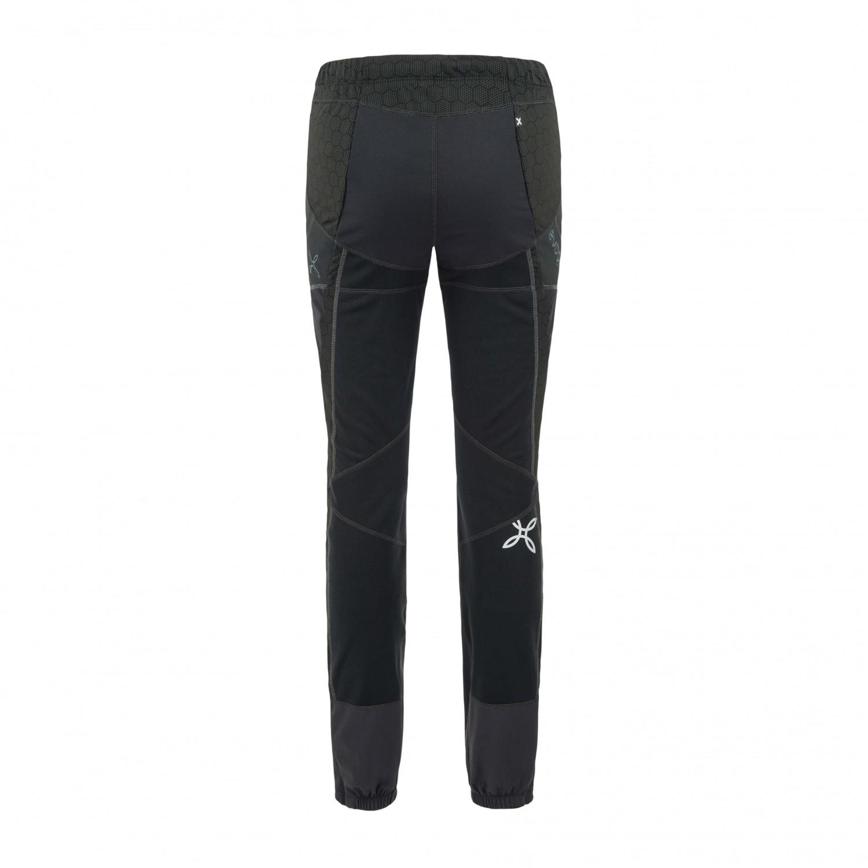 Montura Evoque Pants Woman Pantalon ski de randonnée Nero   XL