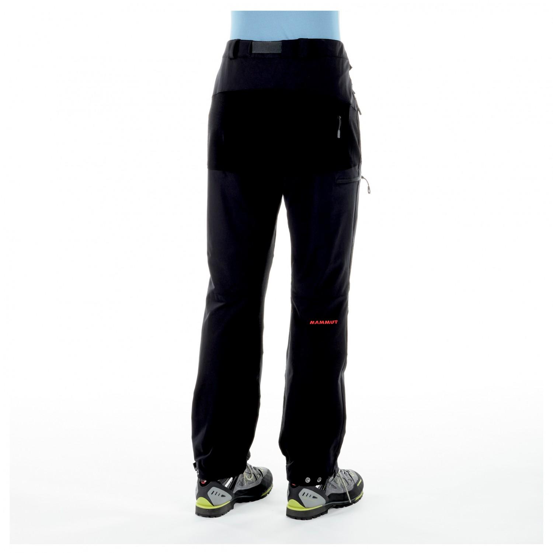 c7f9160e32 Mammut Courmayeur SO Pants - Pantalón de travesía Mujer | Comprar ...