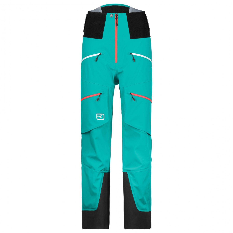 198e39be Ortovox 3L Guardian Shell Pants - Skibukser Dame | Gratis ...