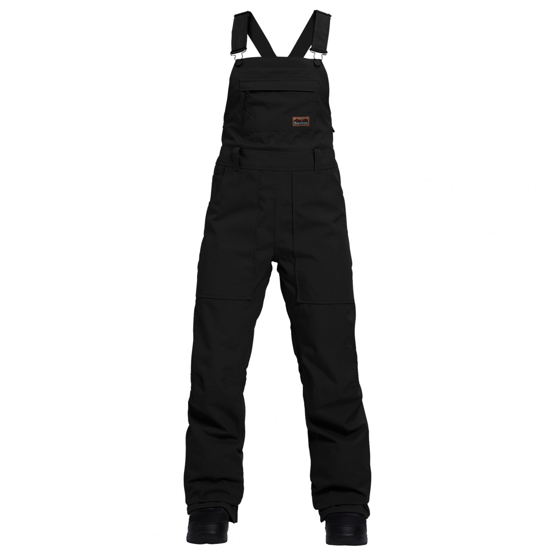 | Burton Avalon Bib Dames Skibroek Black Maat XS