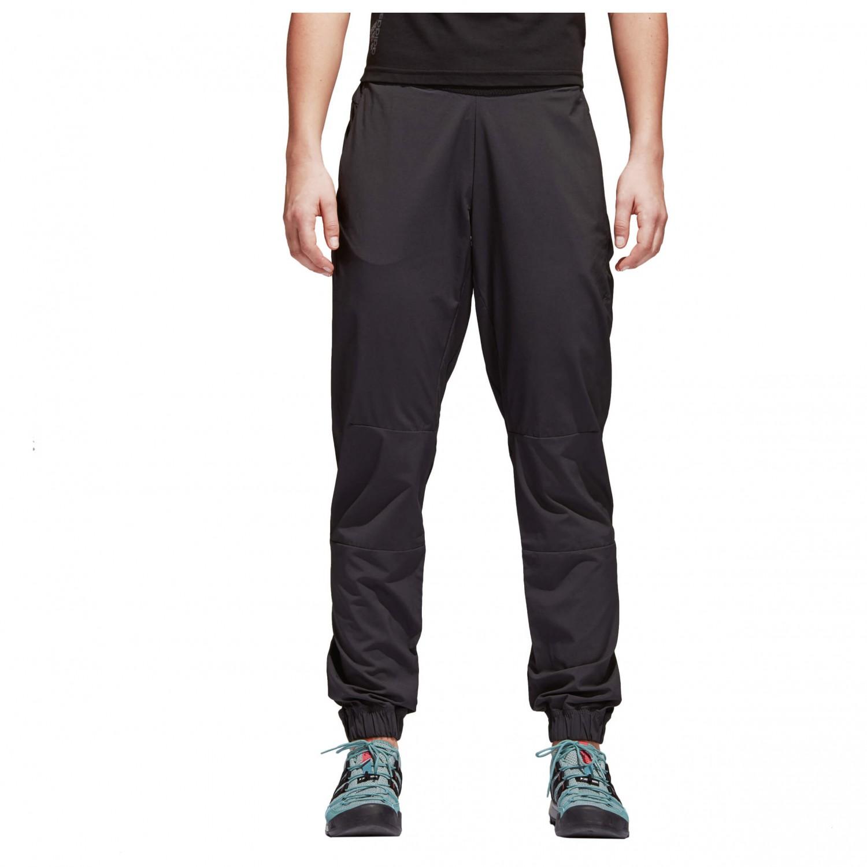 adidas Women's Terrex LiteFlex Pants Trainingshose Carbon S18 | 32 (EU)