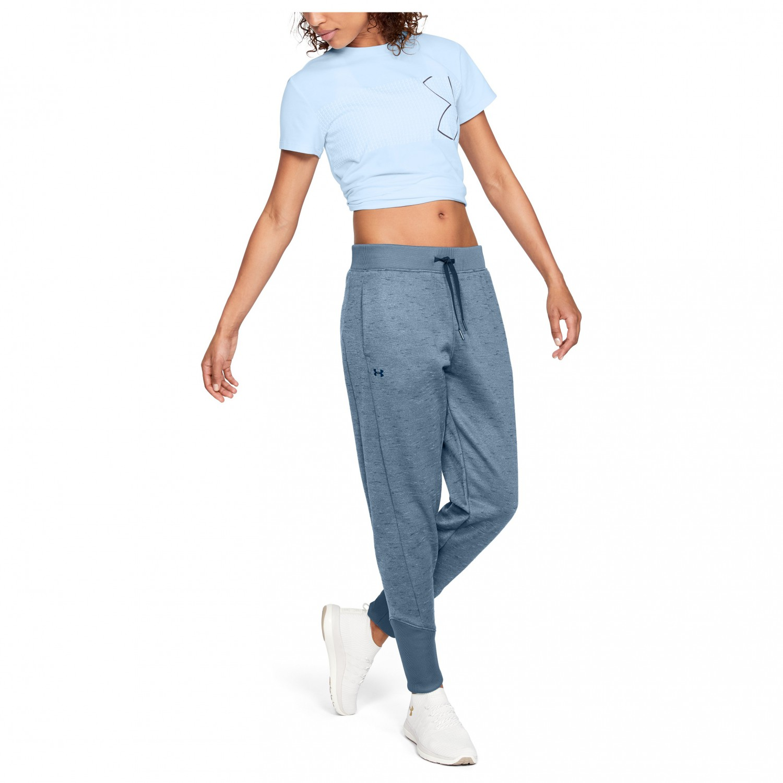 Under Armour Synthetic Fleece Jogger Pant Pantaloni Donna