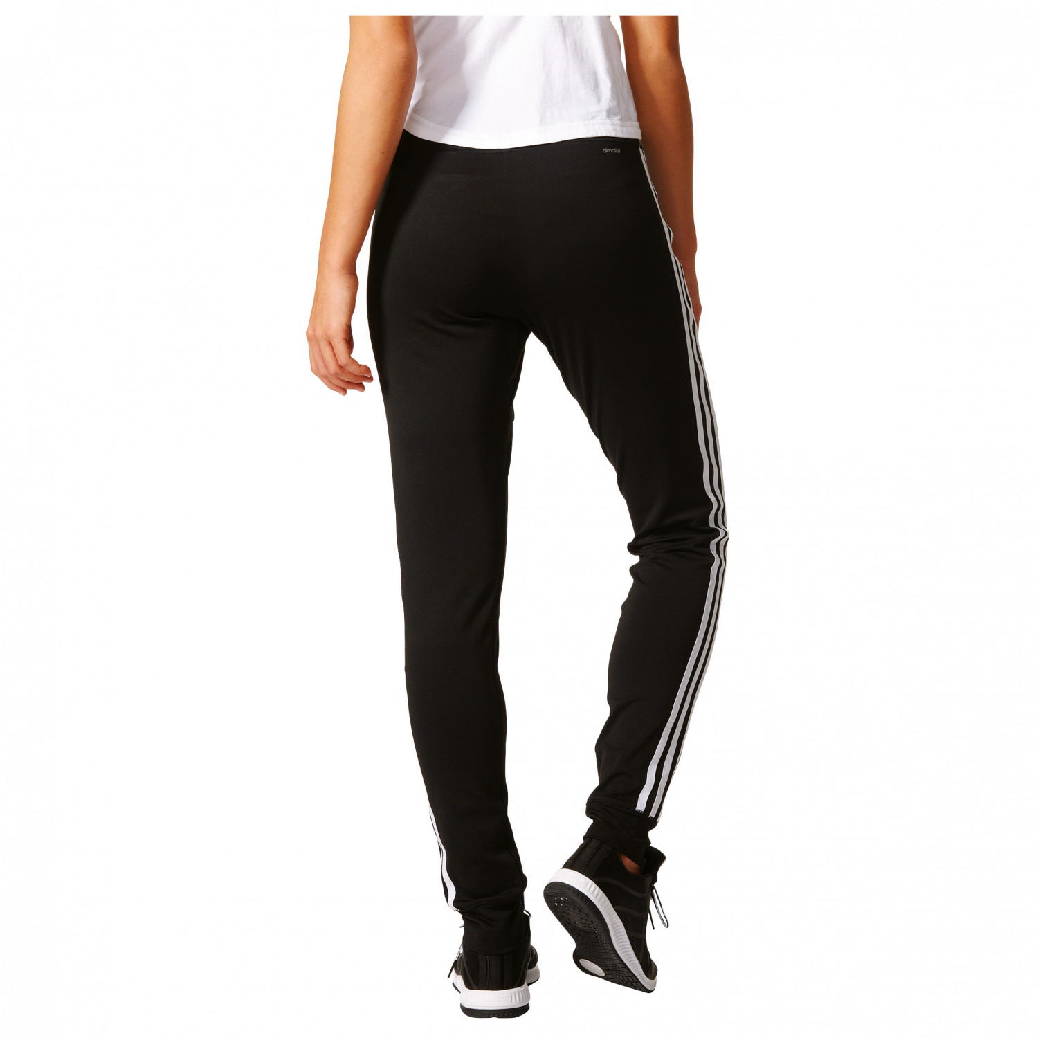 Adidas D2M Cuff Pant 3S - Tracksuit trousers Women's | Buy ...